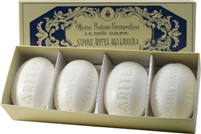 Santa Maria Novella Lavender Soap - Box of 4