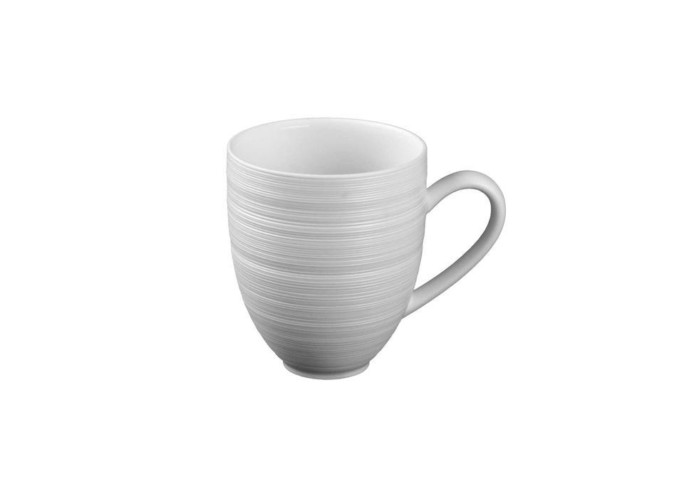 Coquet - Hemisphere White Mug