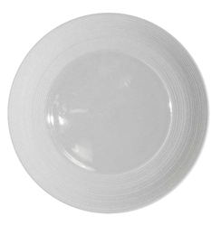 ... J.L. Coquet - Hemisphere White Asian Plate 15CM ...  sc 1 st  Sallie Home : limoges white porcelain dinnerware - pezcame.com