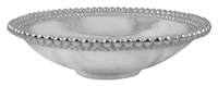 Triple Pearls Serving Bowl by Mariposa