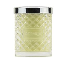 Lemon Verbena Crystal Cane Candle by Agraria