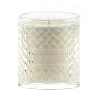 Mediterranean Jasmine Woven Cane Perfume Candle by Agraria
