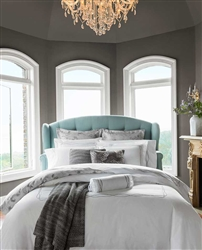 Cade Luxury Bedding by SFERRA
