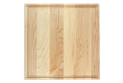 "12"" Square Wood Cutting Board by Maple Leaf at Home"