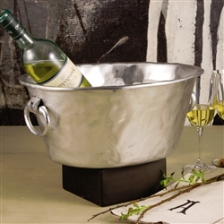 Soho Ice Bucket with Handles (Large) by Beatriz Ball