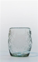 Condessa Stemless Wine Glass by Rose Ann Hall Designs