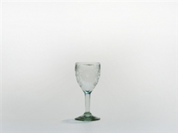 Condessa Wine Glass by Rose Ann Hall Designs