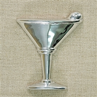 Martini Napkin Weight - Beatrix Ball