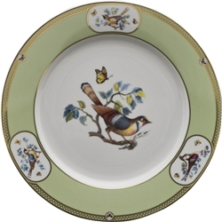 Windsor Bird Dinner Plate by Julie Wear