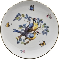 Windsor Bird Salad Plate by Julie Wear