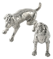 Brittany Spaniel Salt and Pepper Set - Vagabond House