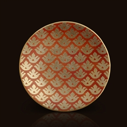 Canestrelli - Fortuny Canape Plate by L'Objet
