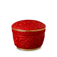 Cinnabar Limoge Candle by L'Objet