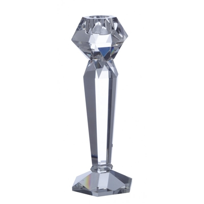Facets Small Candle Holder by Point a La Ligne