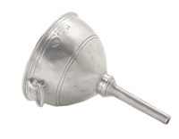 Funnel with Filter by Match Pewter