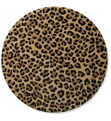 Deborah Rhodes Leopard Print 15 Quot Placemat
