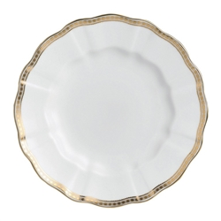 Carlton Gold Dinner Plate by Royal Crown Derby