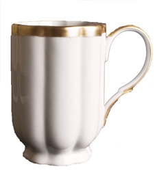 Anna's Golden Patina Mug by Anna Weatherley