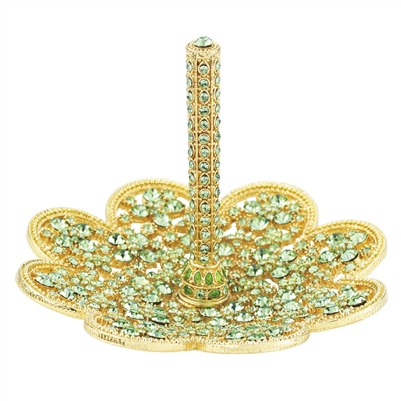 Olivia Riegel - August Peridot Ring Holder