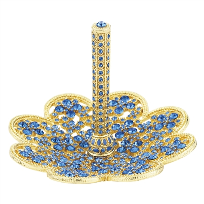 Olivia Riegel - September Sapphire Ring Holder
