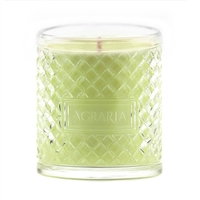 Lemon Verbena Woven Cane Perfume Candle by Agraria