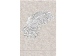 Anali - Plumes Guest Towel