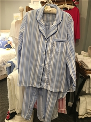 P. Jamas - Chiara Blue Medium Pajamas