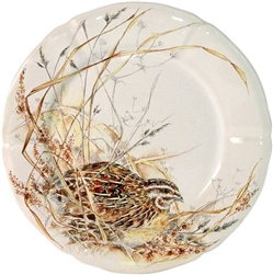 Sologne Canape Plate (Set of 6) by Gien France