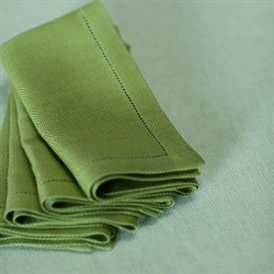 EMI Rain Forest Green Napkin by Linen Me