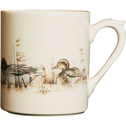 Sologne Ducks Mug by Gien France