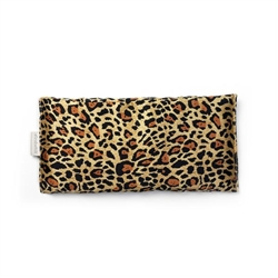 Cheetah Eye Pillow by Elizabeth W