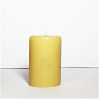 "Santa Rosa Candle (3"" x 4"") by Rose Ann Hall Designs"