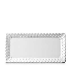 Aegean 24K Gold Rectangular Platter by L'Objet