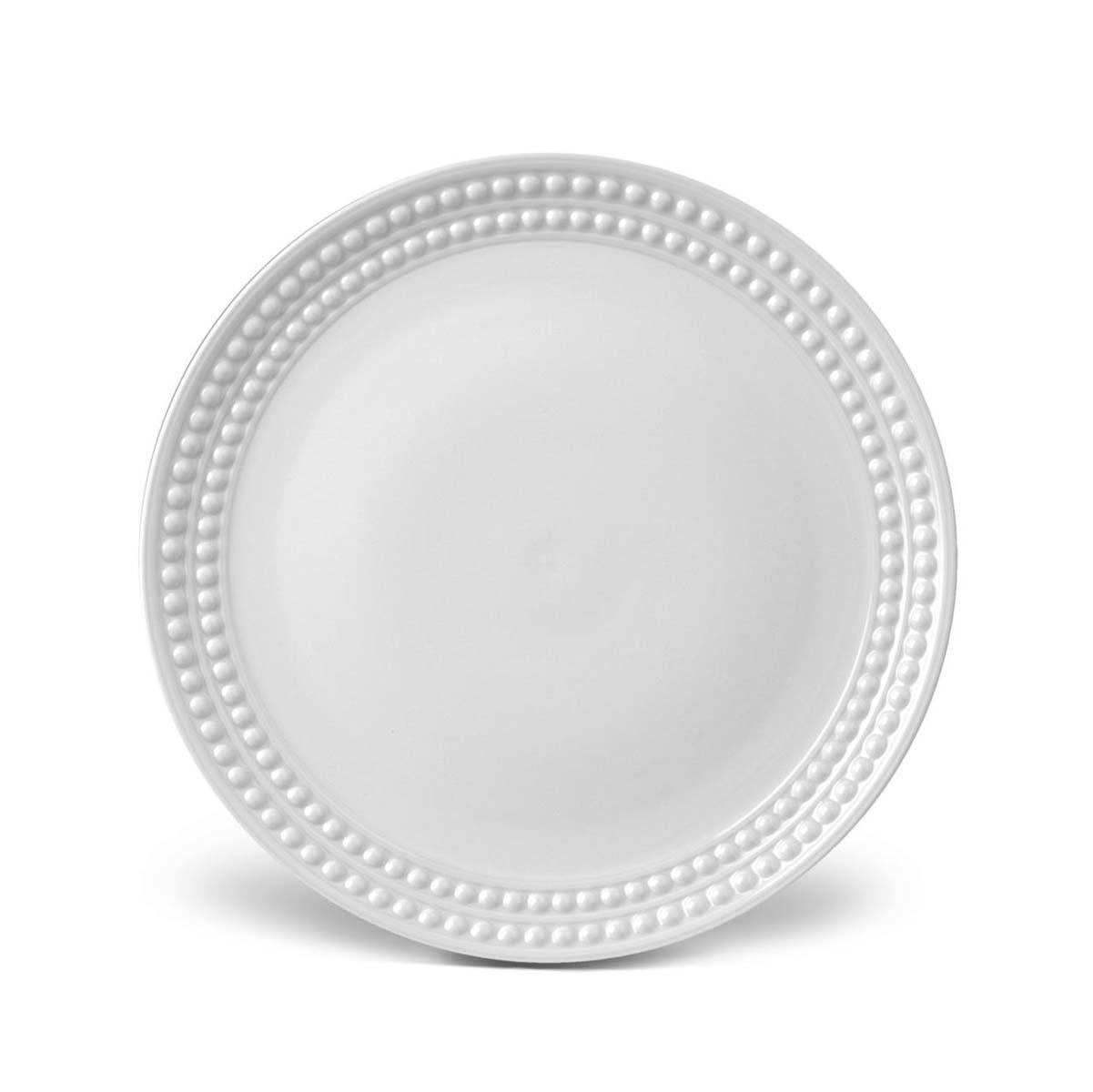 L'Objet - Perlee 24K Gold Dinner Plate
