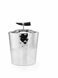 Orion Buffalo Horn Ice Bucket (Double Walled) by Mary Jurek Design