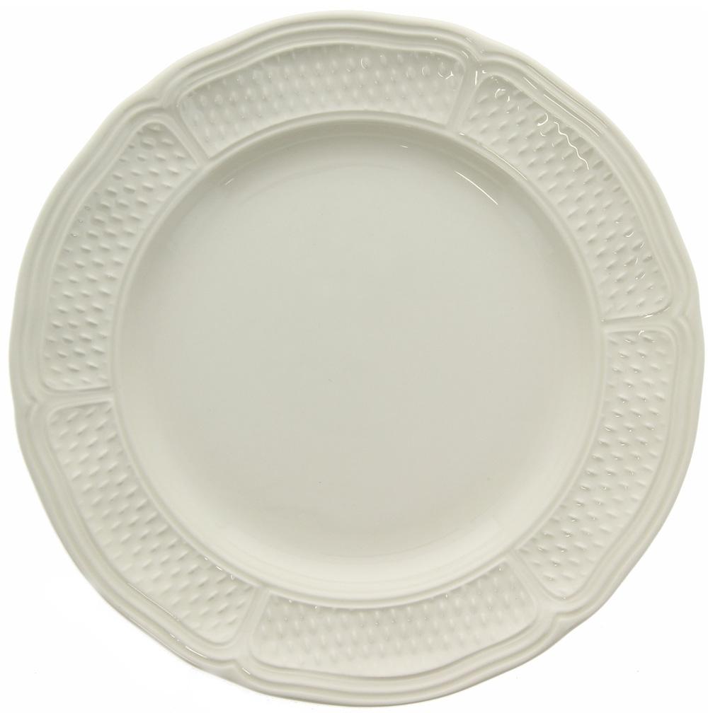 Pont Aux Choux White Round Platter by Gien France  sc 1 st  Sallie Home & Gien France - Pont Aux Choux White Round Platter