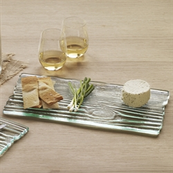 Grove Large Plank Cheese Board by Annieglass