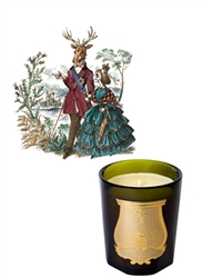 Balmoral Classic Candle (9.5oz)  by Cire Trudon