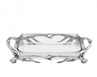 Antler Pyrex Holder (3 Qt) by Arthur Court Designs