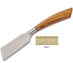 Coltelleria Saladini - Small Semi-Hard Cheese Knife with Resin Handle