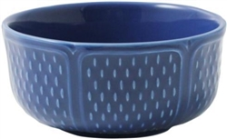 Pont Aux Choux Blue Cereal Bowl  by Gien France