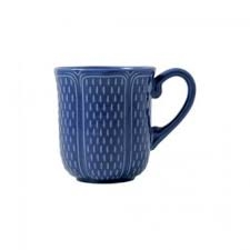 Pont Aux Choux Blue Mug by Gien France