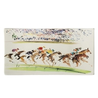 Cavaliers Letter Tray by Gien France