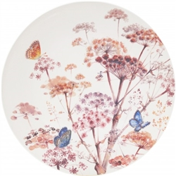 Azure Cake Plate by Gien France