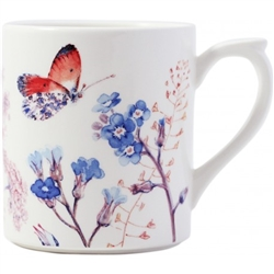 Azure Mug  by Gien France