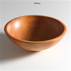 "Champlain 13"" Cherry Bowl by Andrew Pearce"