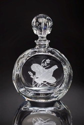 Quail Decanter by Julie Wear