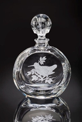 Woodcock Decanter by Julie Wear