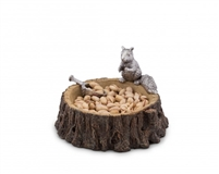 Standing Squirrel Nut Bowl by Arthur Court Designs