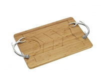 Antler Carving Board by Arthur Court Designs